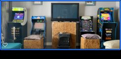 Arcade games 3/4 size RC-100-RC105)