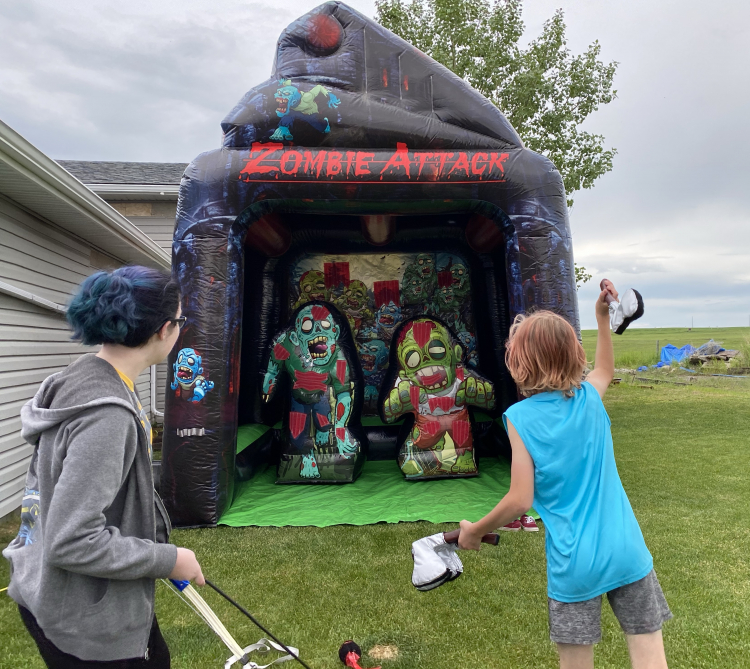 Inflatable Interactive Games - as below!