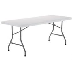 Tables - 6ft