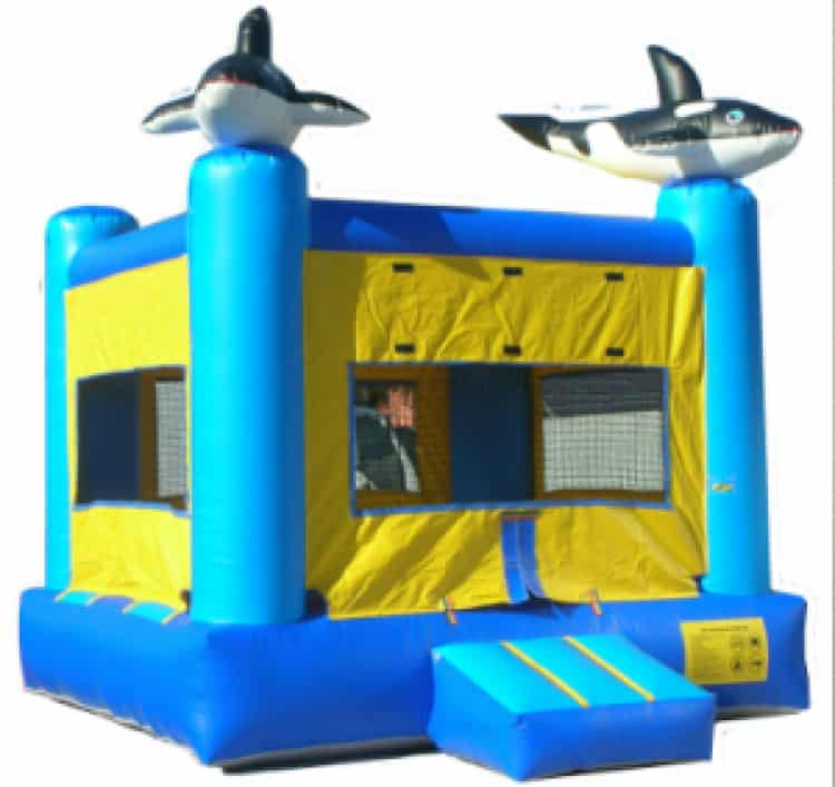 Sea Bounce Jump House (JH208)