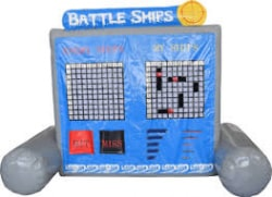 Battle Ship Inflatable Game (IG915)